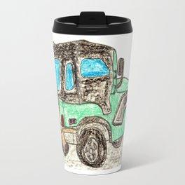 Jamie's Jeep Travel Mug