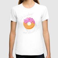 dessert T-shirts featuring Dessert by ministryofpixel