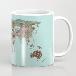 Louis Armstrong Told Us So (teal) Coffee Mug