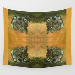 BunnyFoot Wall Tapestry