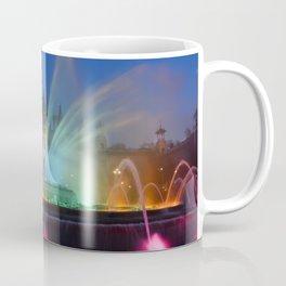 Magic Fountain of Montjuic 2 Coffee Mug