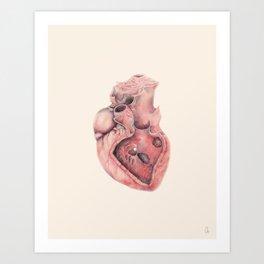 Beautiful Feeling Art Print
