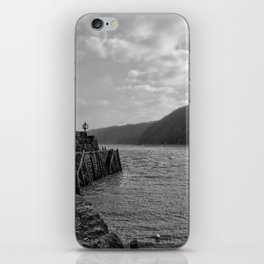 clovelly iPhone Skin