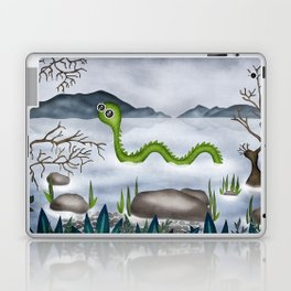 Loch ness moster Laptop & iPad Skin