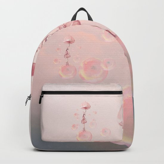 Dance in the dream Backpack