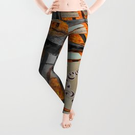 Reservatons for Two Leggings