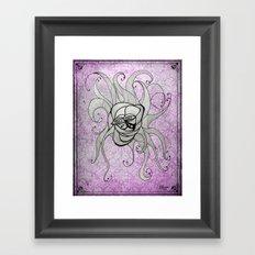 Luz's Toronto Spaghetti Monster Framed Art Print