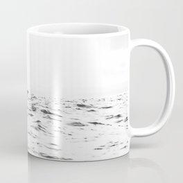 WHITE - SEA - WAVES - WATER - WHALE - NATURE - ANIMAL - PHOTOGRAPHY Coffee Mug