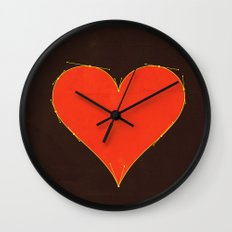Love Handles Wall Clock