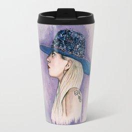 Queen of Pop Travel Mug