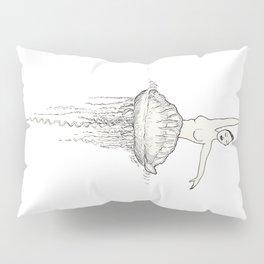 Ballet dancer Pillow Sham