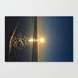 Sunset in San Francisco 2 Canvas Print