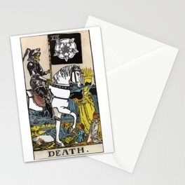 13 - Death Stationery Cards