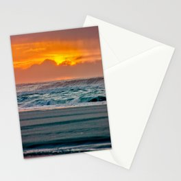 Ocean Sunset - Pacific Coast Highway 101 Stationery Cards