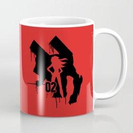 Asuka (Eva Unit-02) Coffee Mug