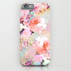 Love of a Flower Slim Case iPhone 6