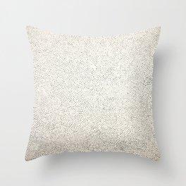 Infinity Net Alike Yayoi Throw Pillow