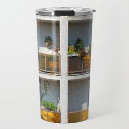 Apartment balcony Travel Mug