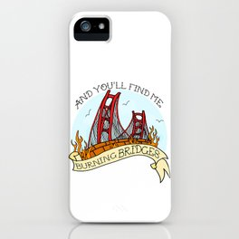 What did you expect? iPhone Case