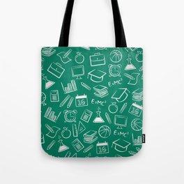 School chemical #7 Tote Bag