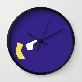 City Of Stars Minimalist Movie Poster Wall Clock
