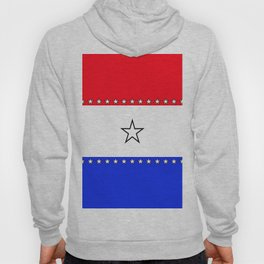 Red, White and Blue - 1 Hoody