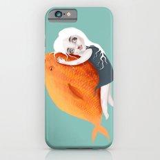 The Fish Girl Slim Case iPhone 6s