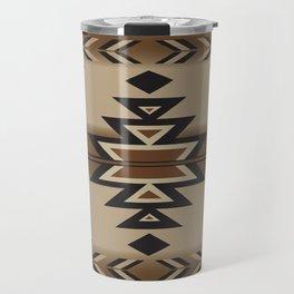 American Native Pattern No. 170 Travel Mug