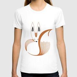 Sleeping Desert Fox T-shirt