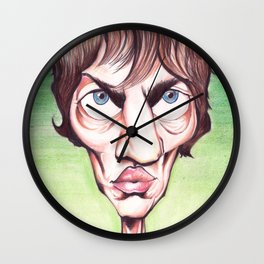 Richard Ashcroft The Verge Wall Clock