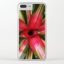 Bloomed Clear iPhone Case