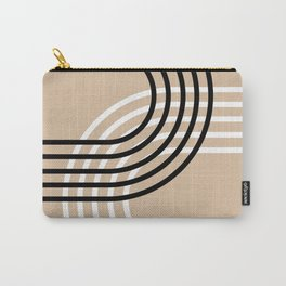 Counterbalance - neutrals Carry-All Pouch