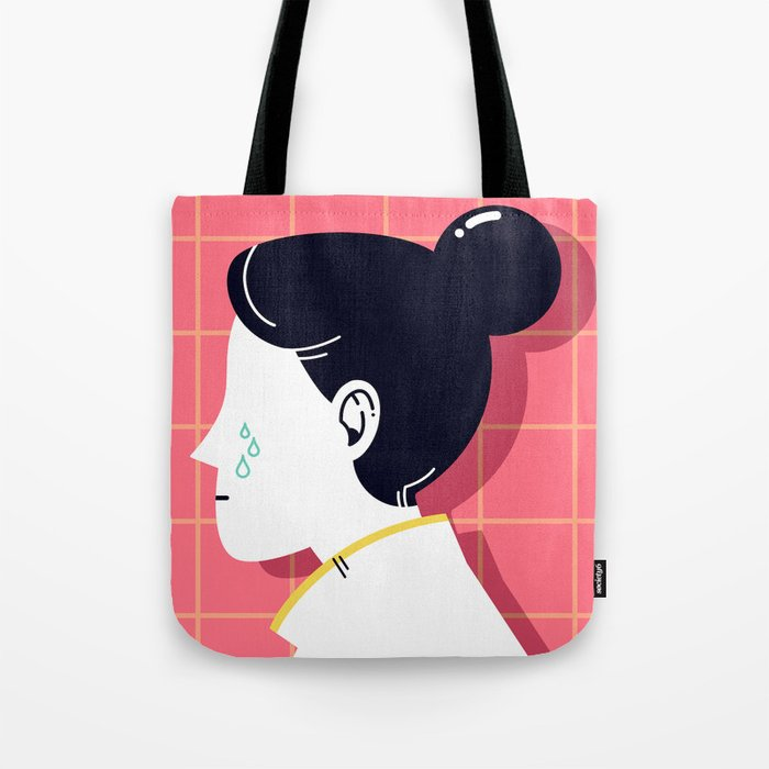 Despair Society Tote Bag