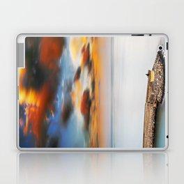 Spain Oropesa del Mar Port Cape Laptop & iPad Skin