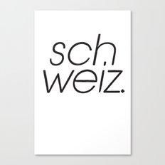 SCH Canvas Print