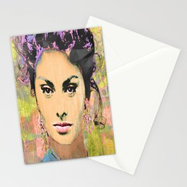 s loren 1955 Stationery Cards