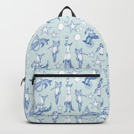 foxy circus Backpack