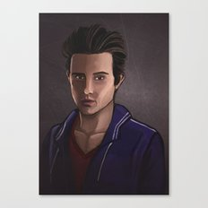 Jacob Wells | The Following Canvas Print