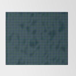 MacNeil Tartan Throw Blanket
