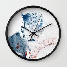 The Soldier Wall Clock