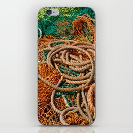 Fishing Ropes iPhone Skin