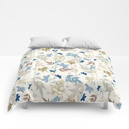 Bauhaus Floral Comforters