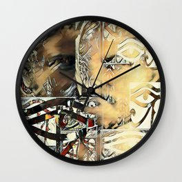 Phillip of Macedon series 13 Wall Clock