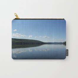 Lovely Lake Carry-All Pouch