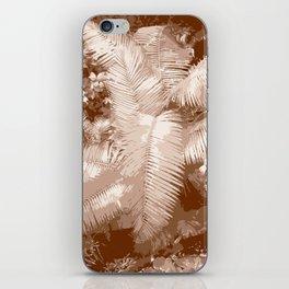 Dark Jungle iPhone Skin