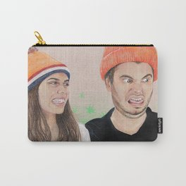 Ethan and Hila (h3h3 productions) Carry-All Pouch