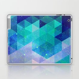Geometric and electric Laptop & iPad Skin