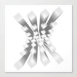 Whitey X Canvas Print