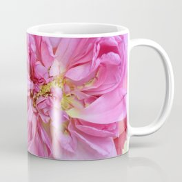 English Rose Petals Coffee Mug