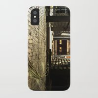 the wire iPhone & iPod Cases featuring Re-Wire by Exit #9 Photography